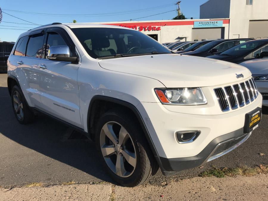 2014 Jeep Grand Cherokee 4WD 4dr Limited, available for sale in West Hartford, Connecticut | Auto Store. West Hartford, Connecticut