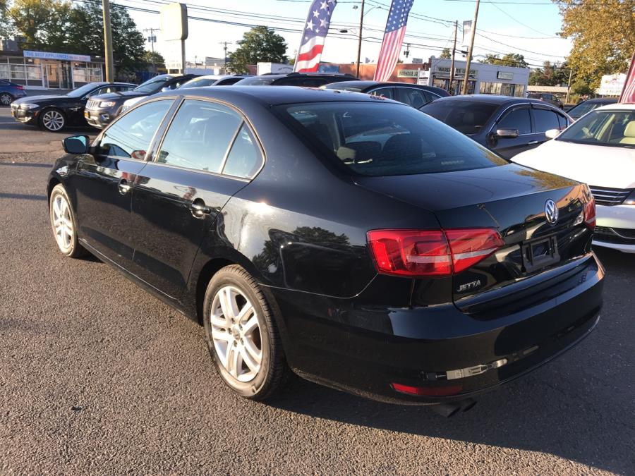 2015 Volkswagen Jetta Sedan 4dr Auto 2.0L S w/Technology, available for sale in West Hartford, Connecticut | Auto Store. West Hartford, Connecticut