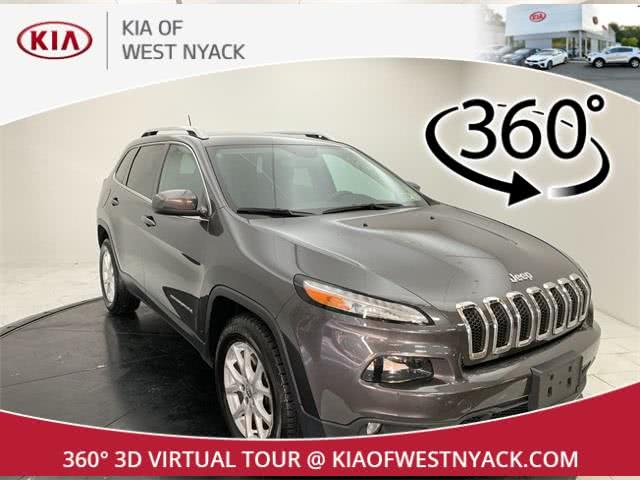 Used 2015 Jeep Cherokee in Bronx, New York | Eastchester Motor Cars. Bronx, New York