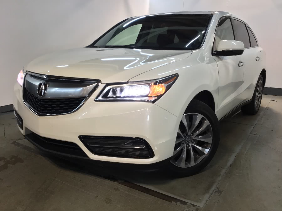 Used 2016 Acura MDX in Hillside, New Jersey | M Sport Motor Car. Hillside, New Jersey