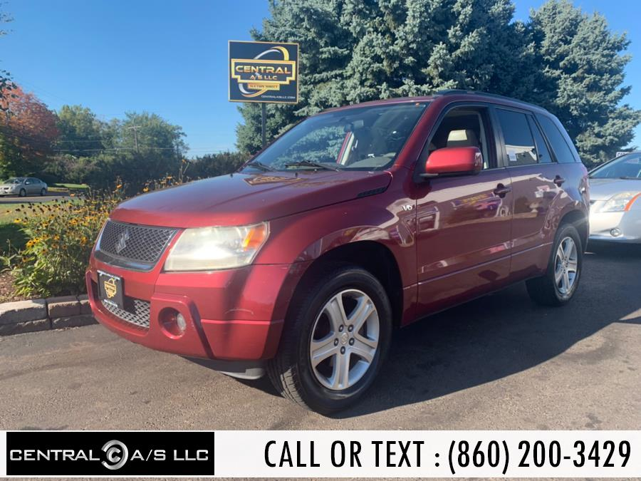 2008 Suzuki Grand Vitara 4WD 4dr Auto Luxury, available for sale in East Windsor, Connecticut   Central A/S LLC. East Windsor, Connecticut