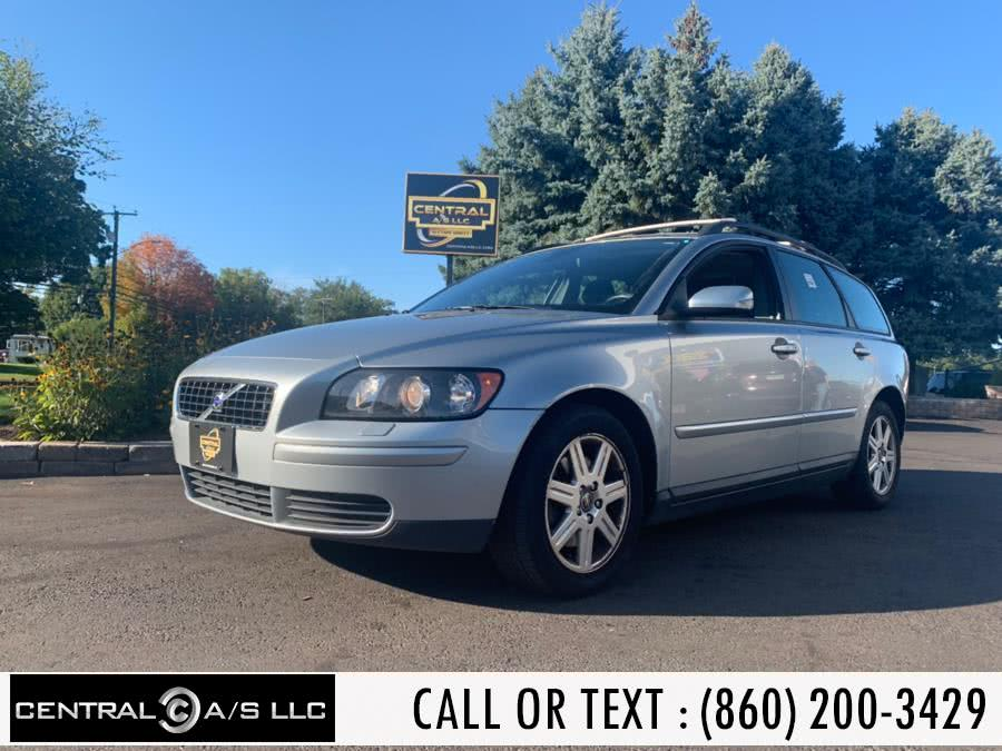 Used Volvo V50 2.4L Auto w/Sunroof 2006 | Central A/S LLC. East Windsor, Connecticut
