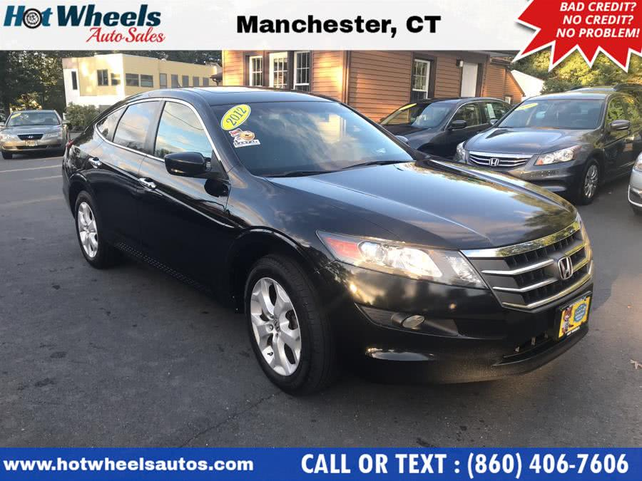 Used 2012 Honda Crosstour in Manchester, Connecticut | Hot Wheels Auto Sales LLC. Manchester, Connecticut