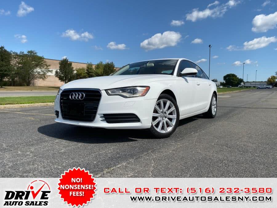 Used Audi A6 4dr Sdn quattro 2.0T Premium Plus 2013 | Drive Auto Sales. Bayshore, New York