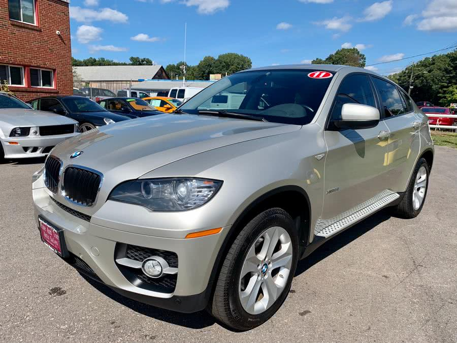 Used 2011 BMW X6 in South Windsor, Connecticut | Mike And Tony Auto Sales, Inc. South Windsor, Connecticut
