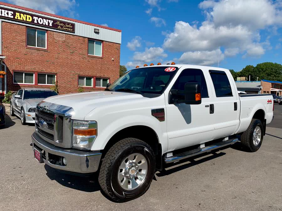 Used 2008 Ford Super Duty F-350 SRW in South Windsor, Connecticut   Mike And Tony Auto Sales, Inc. South Windsor, Connecticut
