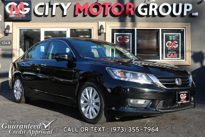 Used Honda Accord EX-L 2013 | City Motor Group Inc.. Haskell, New Jersey
