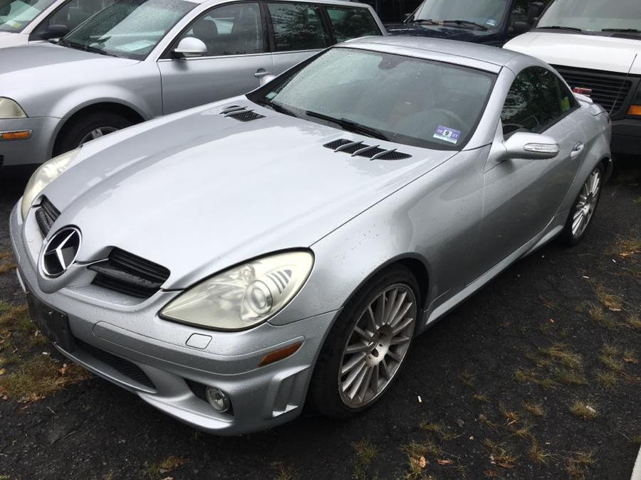 2006 Mercedes-Benz SLK-Class Roadster 5.5L AMG, available for sale in Lyndhurst, New Jersey | Cars With Deals. Lyndhurst, New Jersey