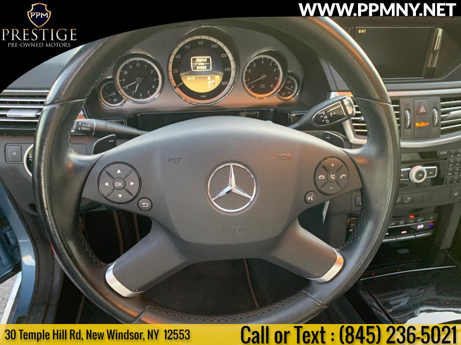 2011 Mercedes-Benz E-Class 4dr Sdn E 350 Luxury RWD, available for sale in New Windsor, New York | Prestige Pre-Owned Motors Inc. New Windsor, New York
