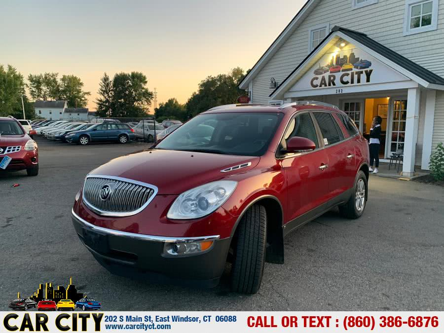 Used 2008 Buick Enclave in East Windsor, Connecticut | Car City LLC. East Windsor, Connecticut