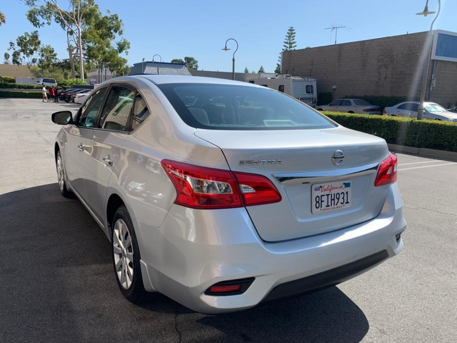 2018 Nissan Sentra SV CVT, available for sale in Lake Forest, California | Carvin OC Inc. Lake Forest, California