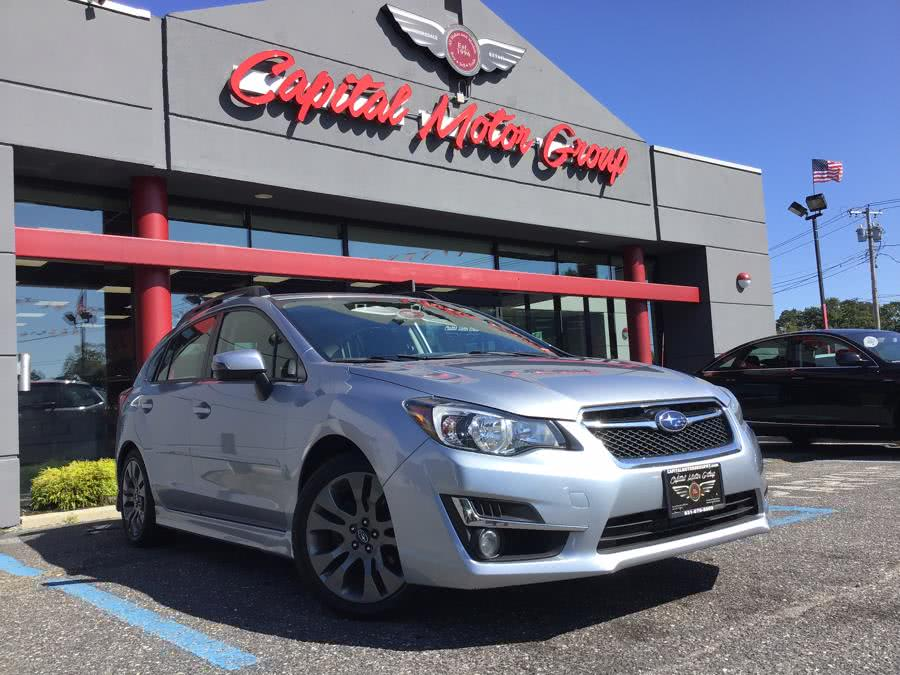 Used 2015 Subaru Impreza Wagon in Medford, New York | Capital Motor Group Inc. Medford, New York