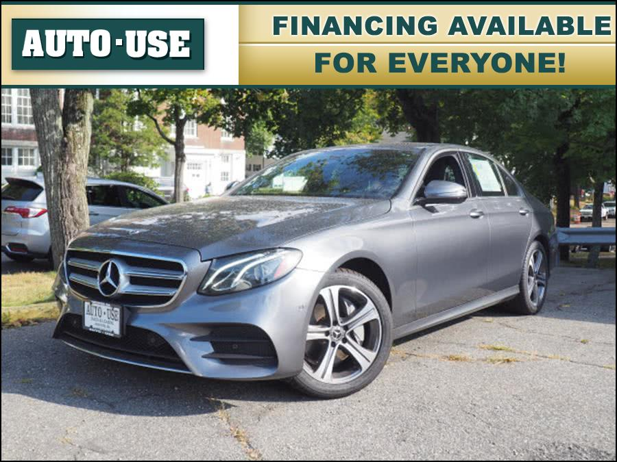 Used 2017 Mercedes-benz E-class in Andover, Massachusetts | Autouse. Andover, Massachusetts