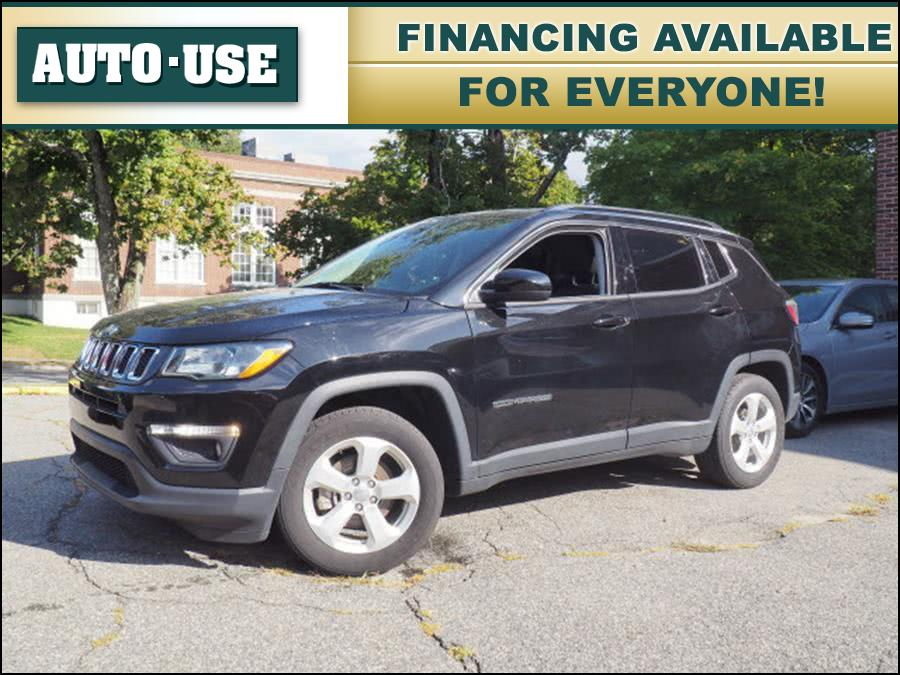 Used 2018 Jeep Compass in Andover, Massachusetts | Autouse. Andover, Massachusetts
