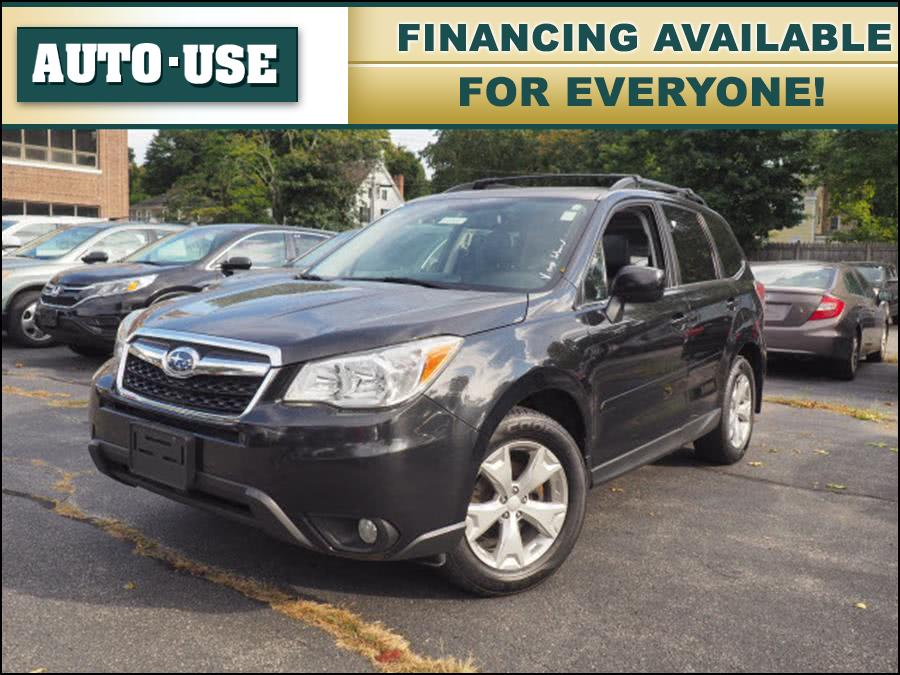 Used 2014 Subaru Forester in Andover, Massachusetts | Autouse. Andover, Massachusetts