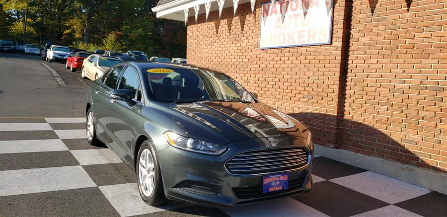 Used 2015 Ford Fusion in Waterbury, Connecticut | National Auto Brokers, Inc.. Waterbury, Connecticut