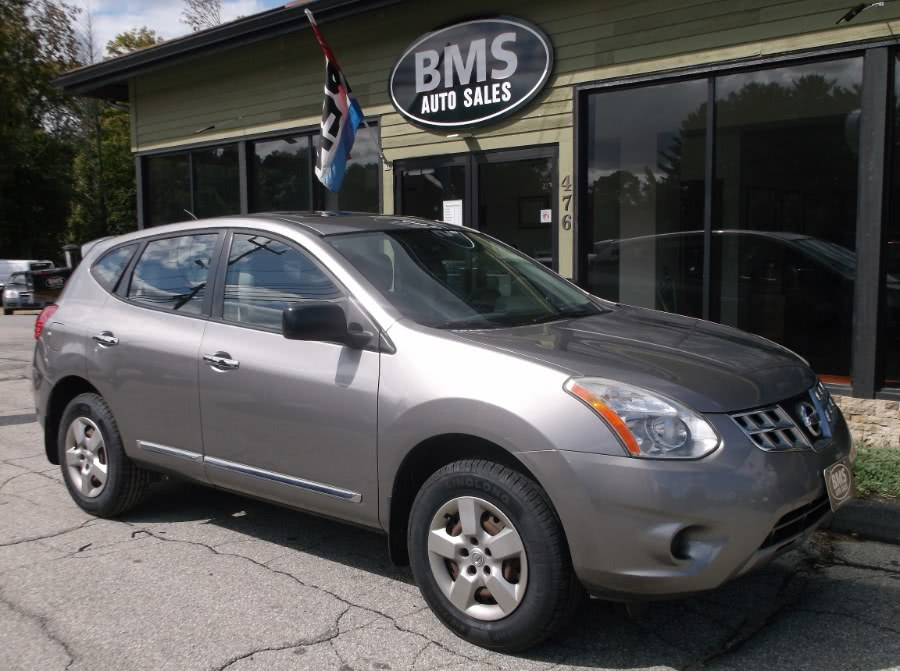 Used 2011 Nissan Rogue in Brooklyn, Connecticut | Brooklyn Motor Sports Inc. Brooklyn, Connecticut