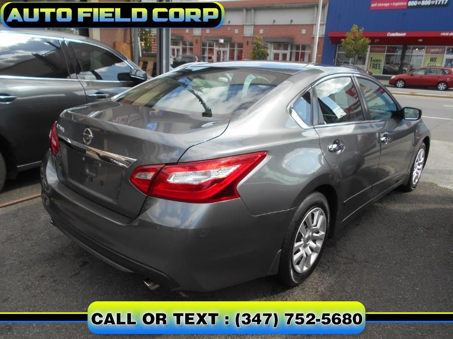 2016 Nissan Altima 4dr Sdn I4 2.5 S, available for sale in Jamaica, New York | Auto Field Corp. Jamaica, New York