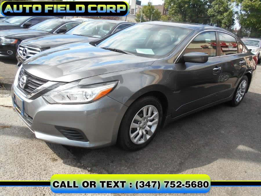 Used 2016 Nissan Altima in Jamaica, New York | Auto Field Corp. Jamaica, New York