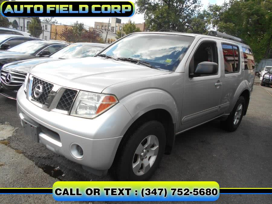 Used 2005 Nissan Pathfinder in Jamaica, New York | Auto Field Corp. Jamaica, New York