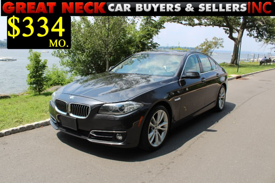 Used 2016 BMW 5 Series in Great Neck, New York
