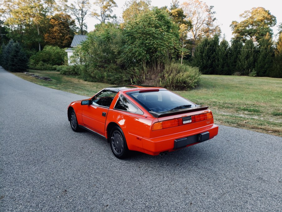 1987 Nissan 300ZX 2dr Coupe Turbo 5-Spd, available for sale in North Salem, New York | Meccanic Shop North Inc. North Salem, New York