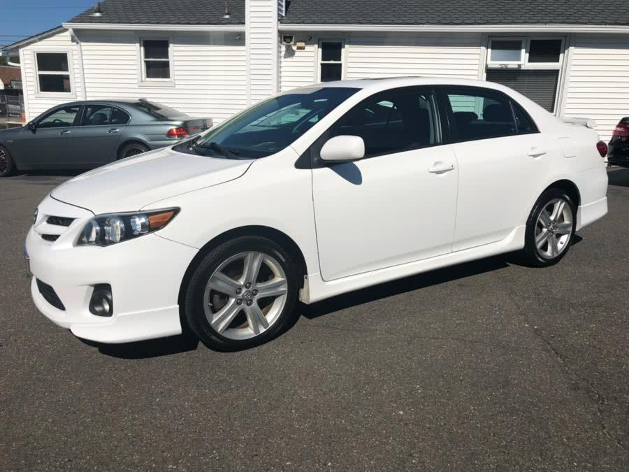 Used 2013 Toyota Corolla in Milford, Connecticut | Chip's Auto Sales Inc. Milford, Connecticut