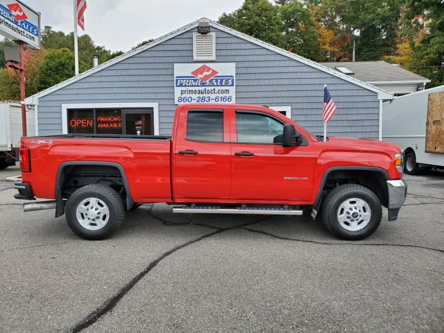 Used 2015 GMC Sierra 2500HD in Thomaston, Connecticut