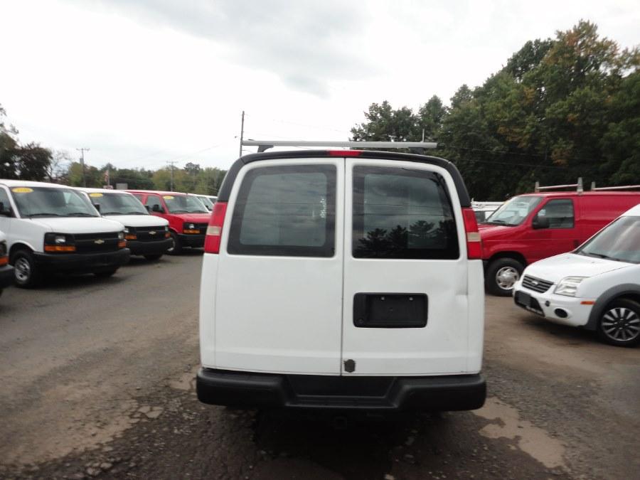 2014 GMC Savana Cargo Van chevy RWD 2500 135