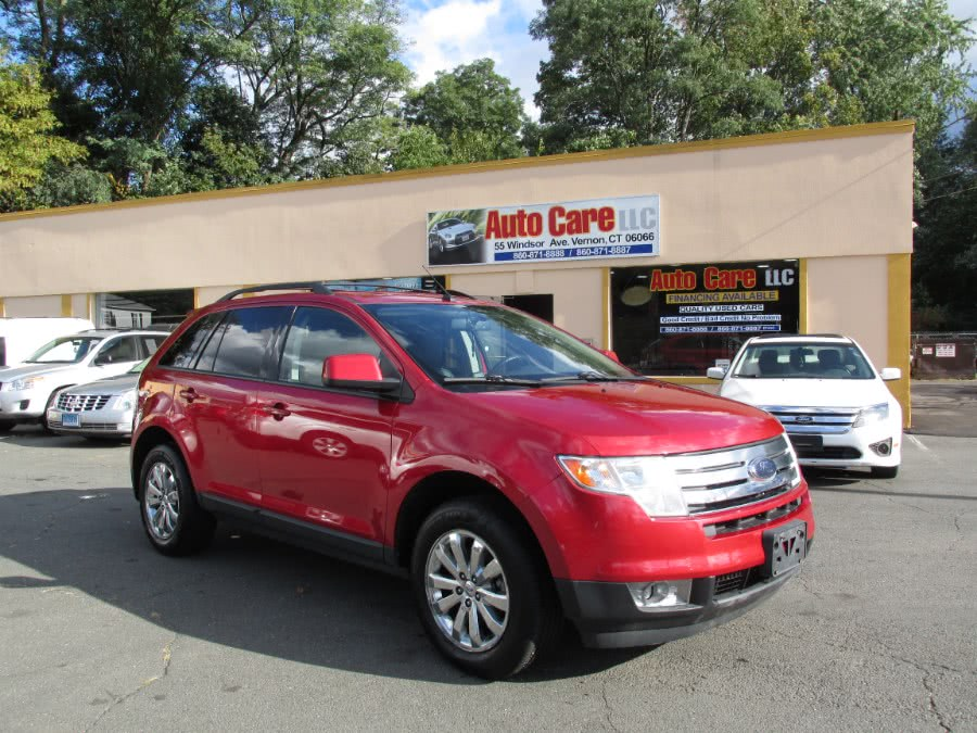 Used Ford Edge 4dr SEL AWD 2010 | Auto Care Motors. Vernon , Connecticut