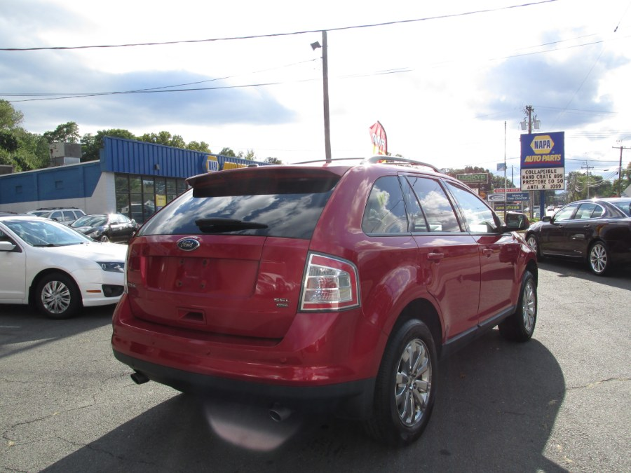 2010 Ford Edge 4dr SEL AWD, available for sale in Vernon , Connecticut | Auto Care Motors. Vernon , Connecticut