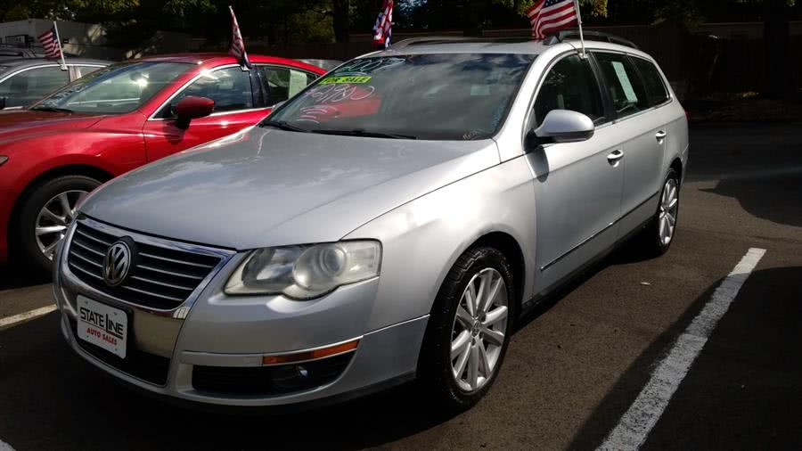 Used 2007 Volkswagen Passat Wagon in Wethersfield, Connecticut | State Line Auto LLC. Wethersfield, Connecticut