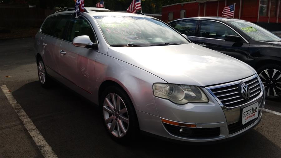 2007 Volkswagen Passat Wagon 4dr Auto 2.0T FWD, available for sale in Wethersfield, Connecticut | State Line Auto LLC. Wethersfield, Connecticut