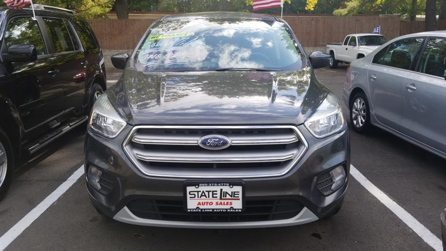 Used Ford Escape SE 4WD 2017 | State Line Auto LLC. Wethersfield, Connecticut