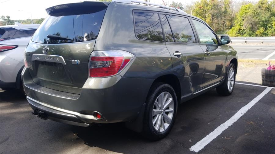 Used Toyota Highlander Hybrid 4WD 4dr (Natl) 2010 | State Line Auto LLC. Wethersfield, Connecticut