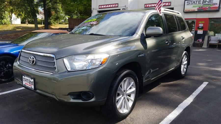 Used 2010 Toyota Highlander Hybrid in Wethersfield, Connecticut | State Line Auto LLC. Wethersfield, Connecticut