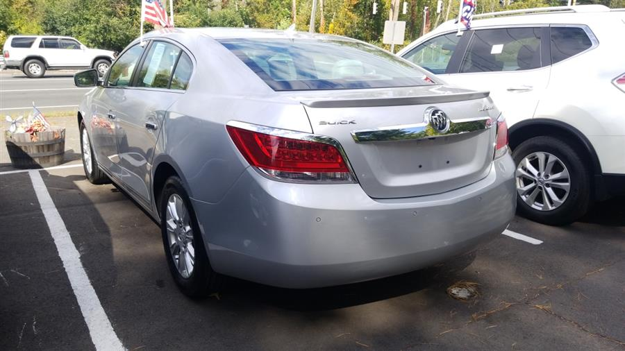 2012 Buick LaCrosse 4dr Sdn Premium 1 FWD, available for sale in Wethersfield, Connecticut | State Line Auto LLC. Wethersfield, Connecticut