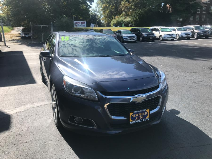 2015 Chevrolet Malibu 4dr Sdn LTZ w/2LZ, available for sale in Middletown, Connecticut | Newfield Auto Sales. Middletown, Connecticut