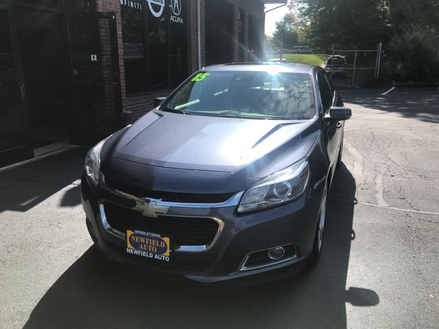 Used Chevrolet Malibu 4dr Sdn LTZ w/2LZ 2015 | Newfield Auto Sales. Middletown, Connecticut