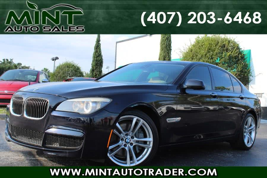 Used 2012 BMW 7 Series in Orlando, Florida | Mint Auto Sales. Orlando, Florida