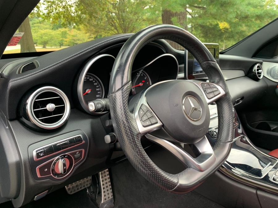 Used Mercedes-Benz C-Class 4dr Sdn C300 Sport 4MATIC 2016 | Luxury Motor Club. Franklin Square, New York