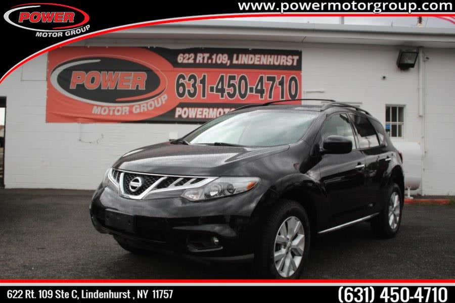 Used 2014 Nissan Murano in Lindenhurst , New York | Power Motor Group. Lindenhurst , New York