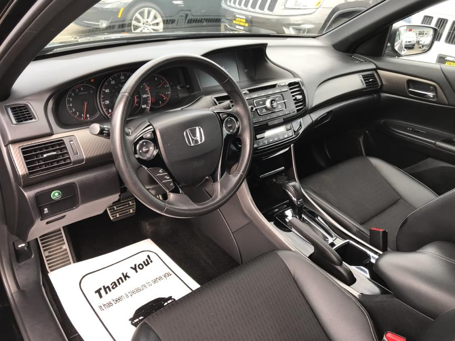 2017 Honda Accord Sedan Sport CVT, available for sale in West Hartford, Connecticut | Auto Store. West Hartford, Connecticut