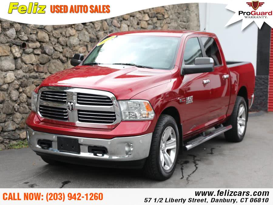 Used 2014 Ram 1500 in Danbury, Connecticut | Feliz Used Auto Sales. Danbury, Connecticut