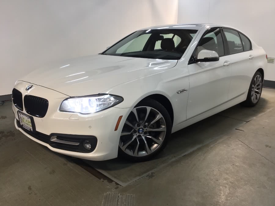 Used 2016 BMW 5 Series in Lodi, New Jersey | European Auto Expo. Lodi, New Jersey