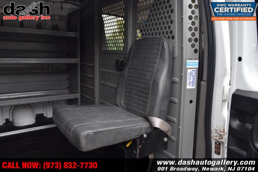 "Used Chevrolet Express Cargo Van RWD 2500 135"" 2012   Dash Auto Gallery Inc.. Newark, New Jersey"