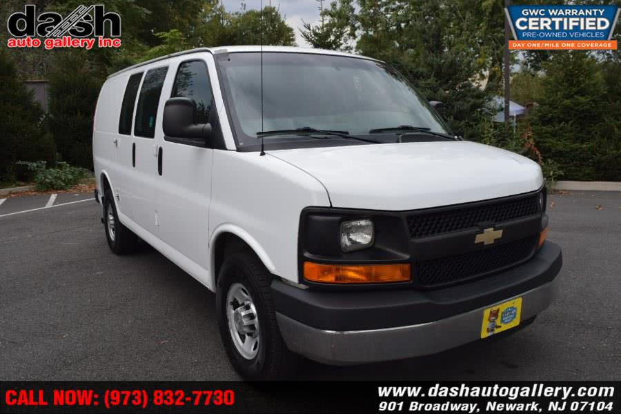Used 2012 Chevrolet Express Cargo Van in Newark, New Jersey | Dash Auto Gallery Inc.. Newark, New Jersey