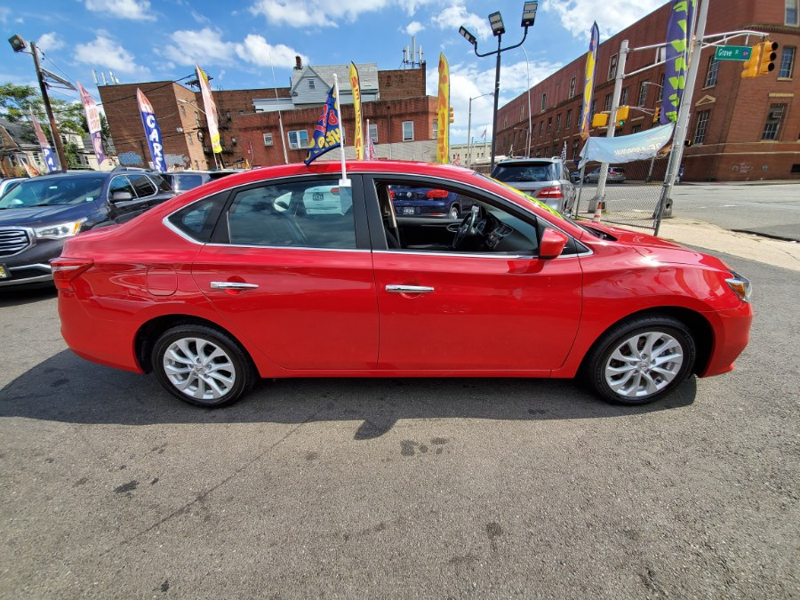 2018 Nissan Sentra SV CVT, available for sale in Irvington, New Jersey | Foreign Auto Imports. Irvington, New Jersey