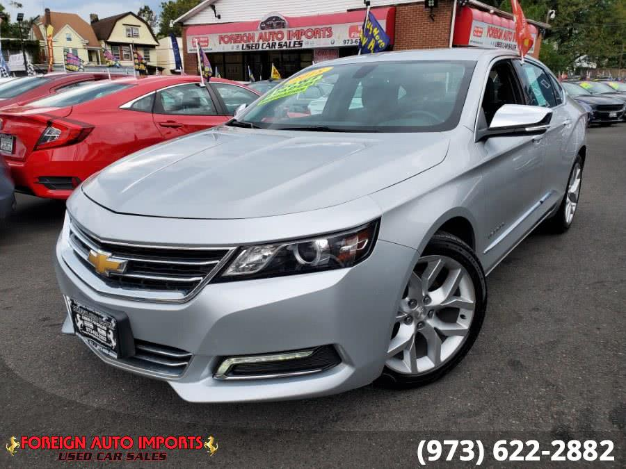 Used 2018 Chevrolet Impala in Irvington, New Jersey | Foreign Auto Imports. Irvington, New Jersey