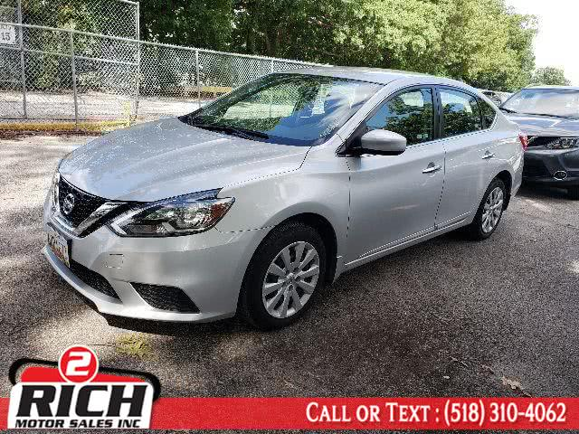 Used 2017 Nissan Sentra in Bronx, New York | 2 Rich Motor Sales Inc. Bronx, New York
